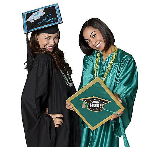 Show off Your Decorated Cap Photo Idea
