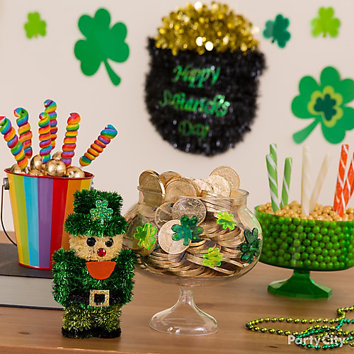 St. Patricks Day Treats Idea