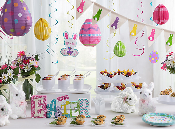 Easter Party Decoration Ideas Party City Party City