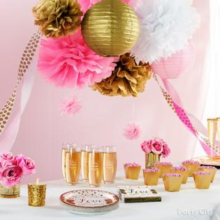 Gorgeous bridal shower ideas
