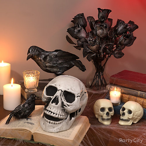Haunted Books Idea