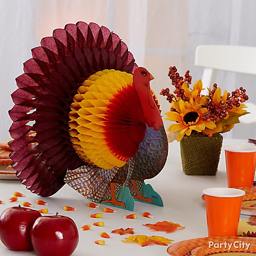 Turkey Table Buddy Idea