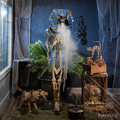 Mummy Crypt Idea