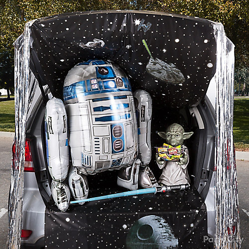 Star Wars Trunk or Treat Idea