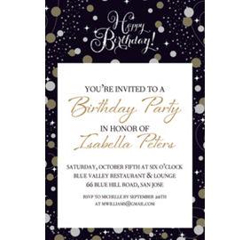 custom sparkling celebration photo banners party city