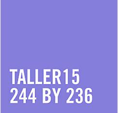 Glitter Silver Table Number Holder