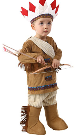 Create Your Own Boys' Native American Costume Accessories ...
