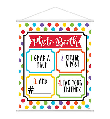 Giant Photo Frame Kit 30in x 35in | Party City