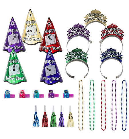 Congrats Grad Red Graduation Outdoor Decorations Kit