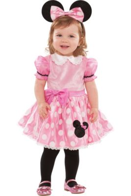 4049a9cc1 Baby Girl Costumes - Little Girl Halloween Costumes | Party City