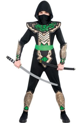 2353e953 Boys Ninja Dragon Slayer Costume