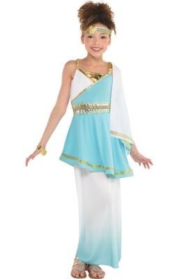 girls goddess venus costume