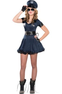 Police Costumes Sexy Cop Costumes For Women Party City