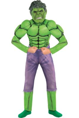 b567a2201c5 The Incredible Hulk Costumes for Kids   Adults