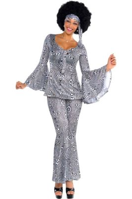 00871ade187 70s Attire - Disco Costumes, Outfits & Clothes | Party City