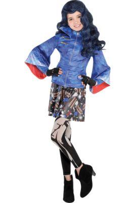 girls evie costume disney descendants