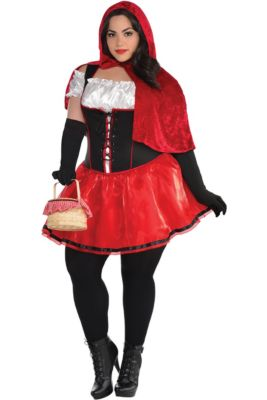 cd73ea297ad Little Red Riding Hood Costumes for Kids   Adults