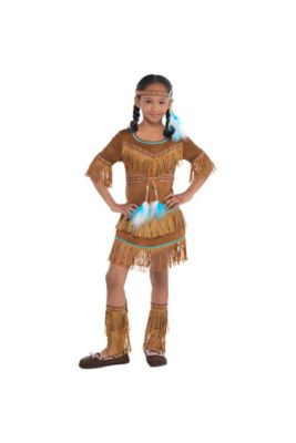 ad981aacb053 Indian & Cowboy Costumes - Indian Halloween Costumes   Party City