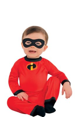 baby jack jack costume the incredibles