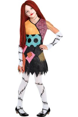 girls sally costume the nightmare before christmas