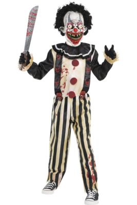 Scary Clown Halloween Costume.Circus Costumes Ringmaster Sexy Clown Scary Clown Costumes