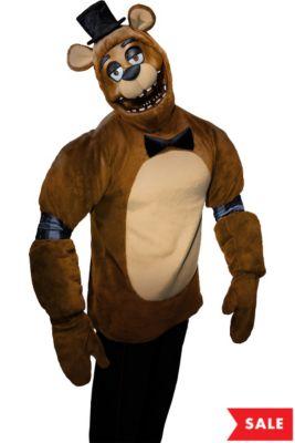 teen freddy fazbear costume five nights at freddys
