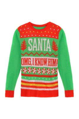 c2a13e9fc Ugly Christmas Sweaters & T-Shirts | Party City Canada
