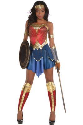 Womens Wonder Woman Costume - Wonder Woman Movie 26955464d0