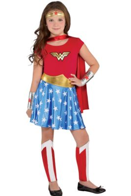 5c3f73b00513 Wonder Woman Costumes for Kids   Adults