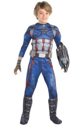 8d460387d Captain America Costumes for Kids & Adults - Captain America ...