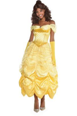 Womens Belle Costume - Beauty and the Beast bdc53dfa8ba4