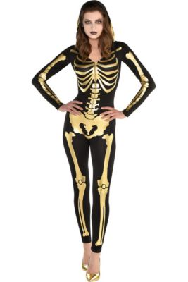943b5869fba Skeleton Costumes for Kids & Adults - Skeleton Halloween Costumes ...