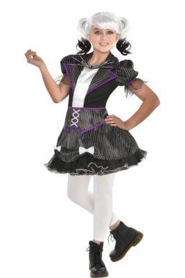 9eada6354 The Nightmare Before Christmas Costumes - Jack Skellington & Sally ...