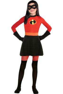 the incredibles costumes for kids adults mr mrs incredibles