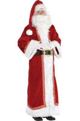 963f4098072 Adult Father Christmas Santa Costume