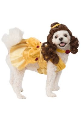 4df4e10200964 Belle Dog Costume - Beauty and the Beast