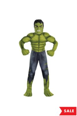 1e0d0c99f5b0 Child Hulk Muscle Costume - Avengers  Endgame