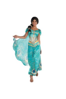 princess jasmine costumes for adults