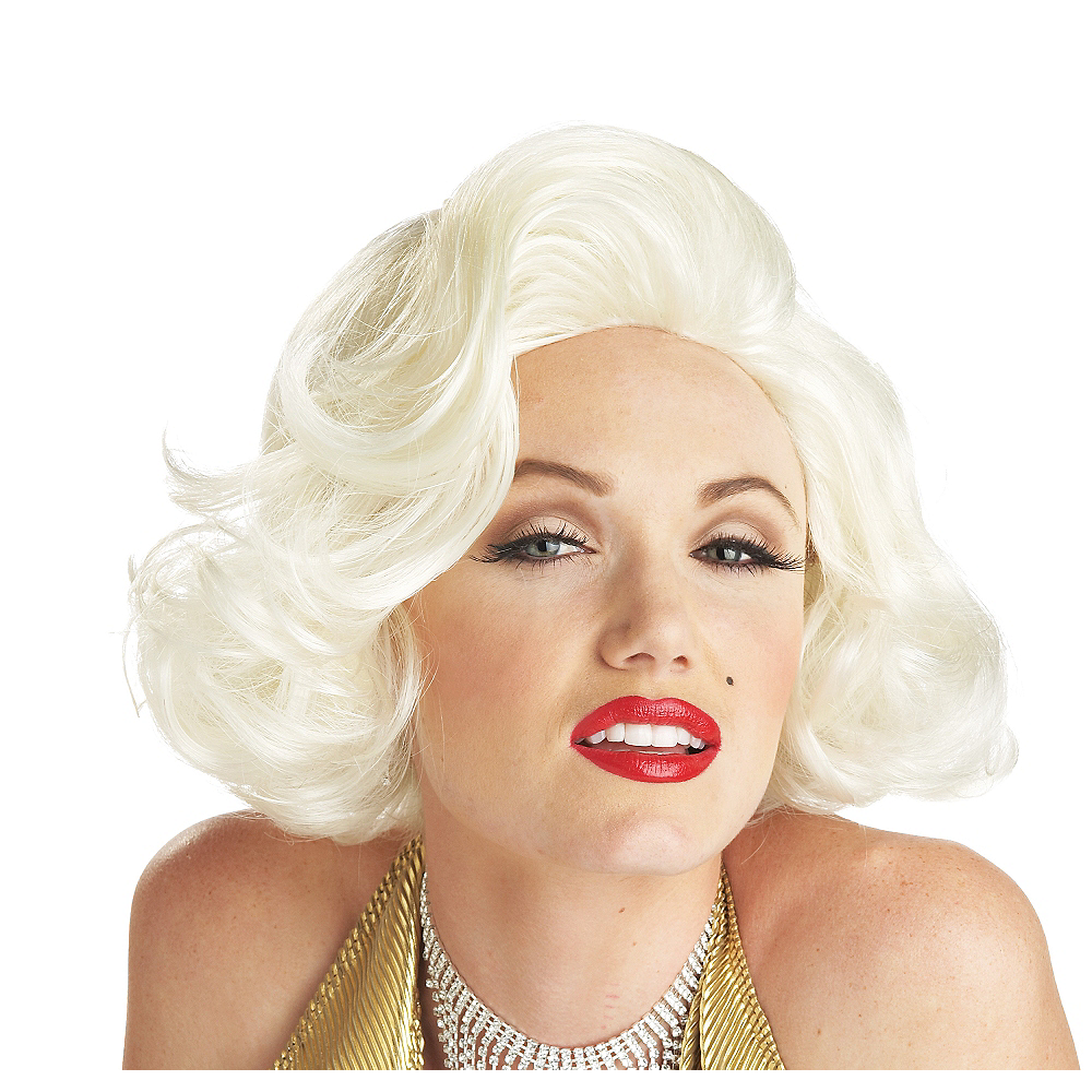 Nav Item for Sexy Marilyn Monroe Wig Image #1