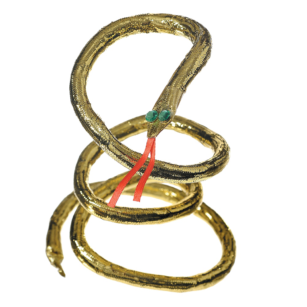 Nav Item for Egyptian Snake Armband Image #1