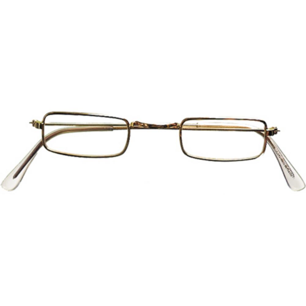 Gold Granny Glasses Image  1 ... 0df14ffc7a