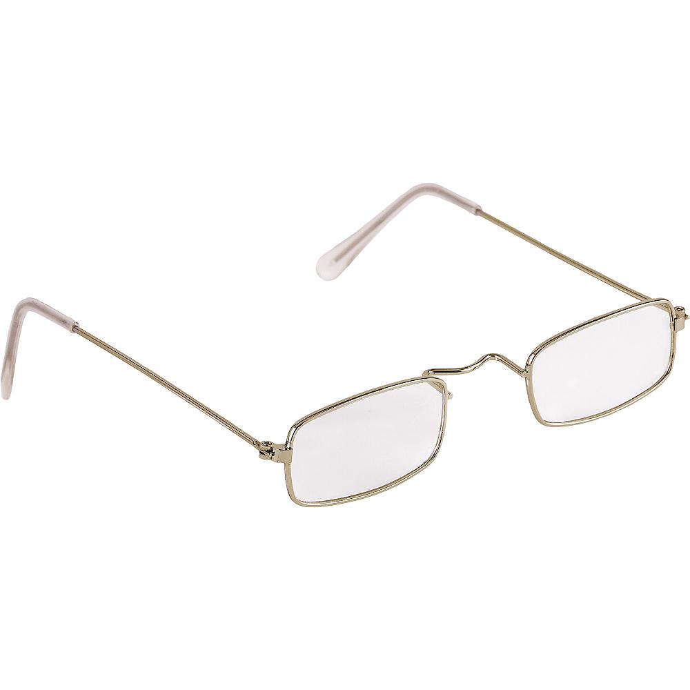 ... Gold Granny Glasses Image  2 e183c0c1a5