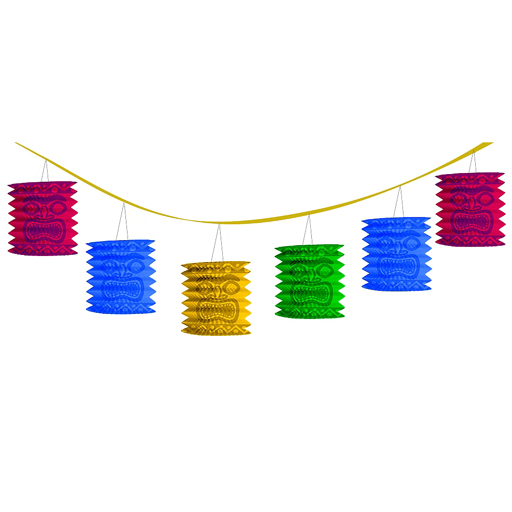 Nav Item for Tiki Lantern Garland Image #1
