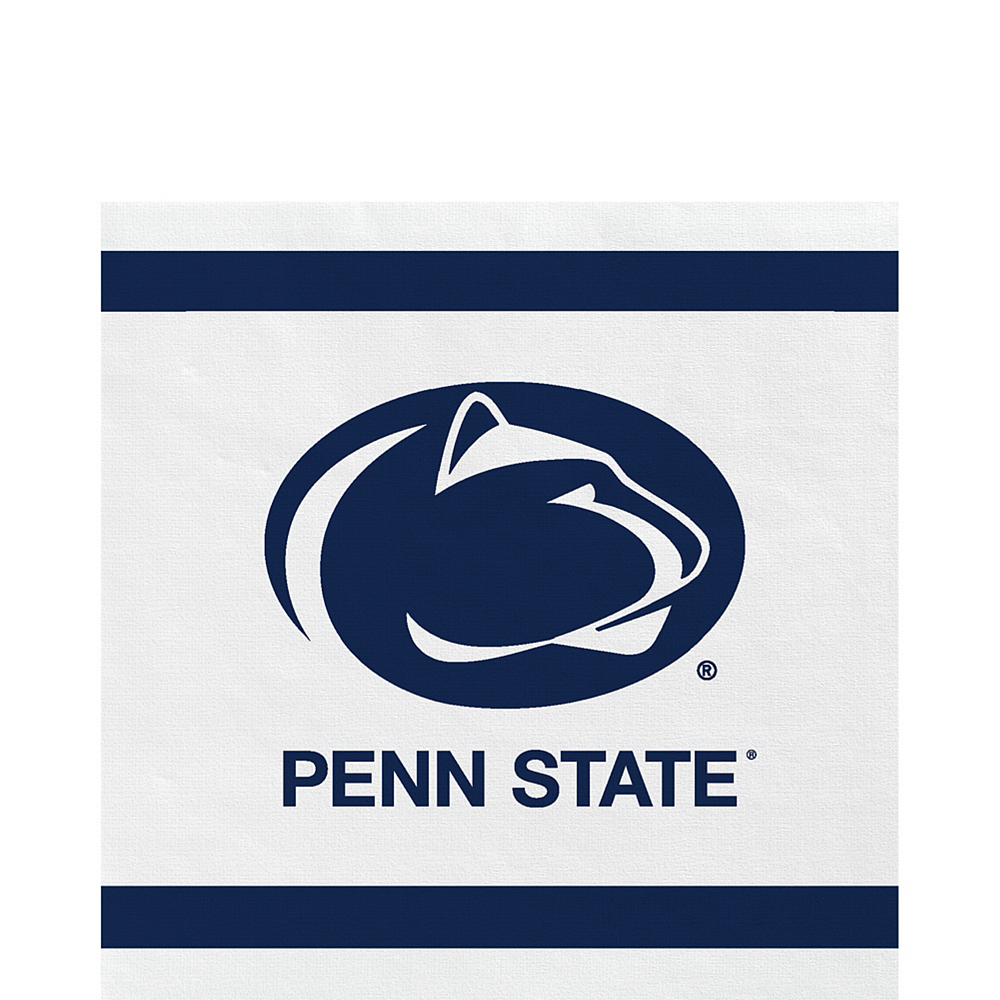 Penn State Nittany Lions Lunch Napkins 20ct Image #1