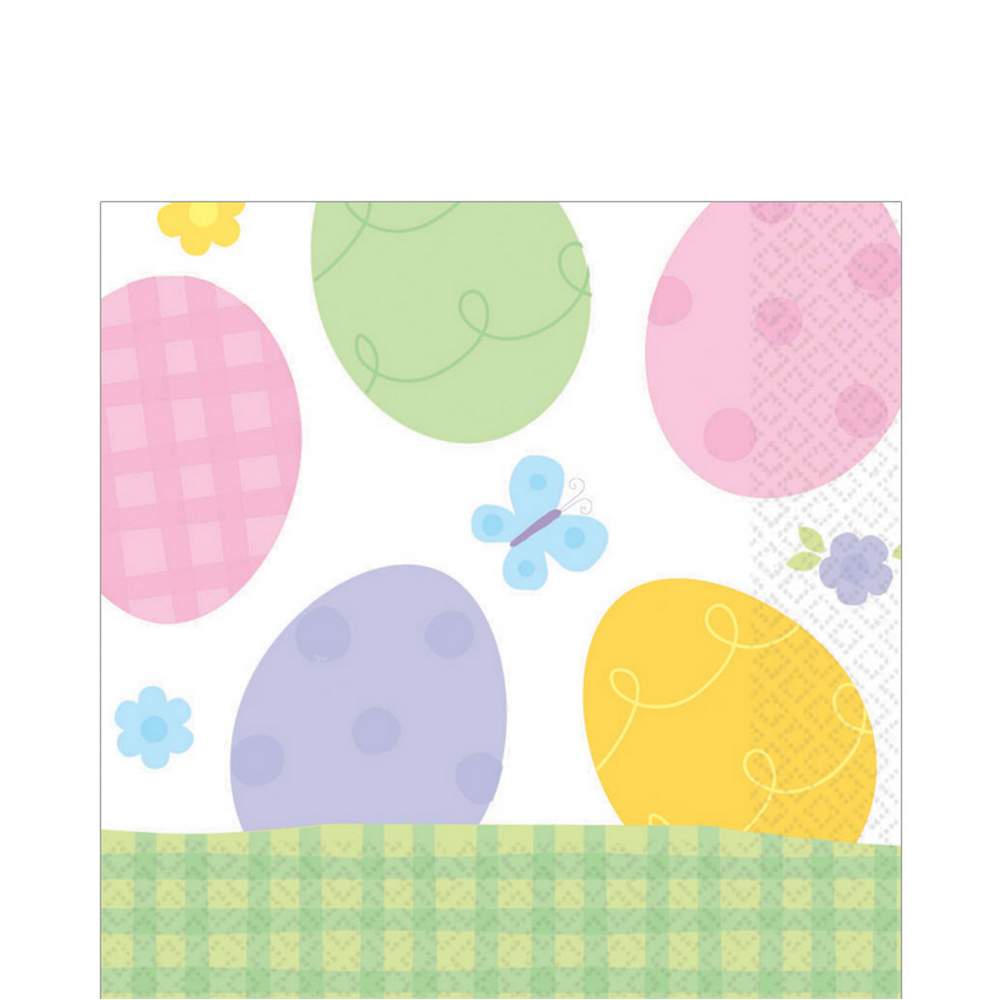 Eggstravaganza Lunch Napkins 20ct Image #1