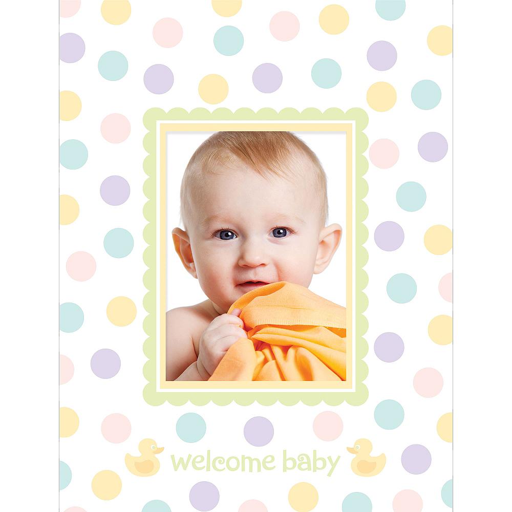 Baby Shower Autograph Photo Mat Image #1