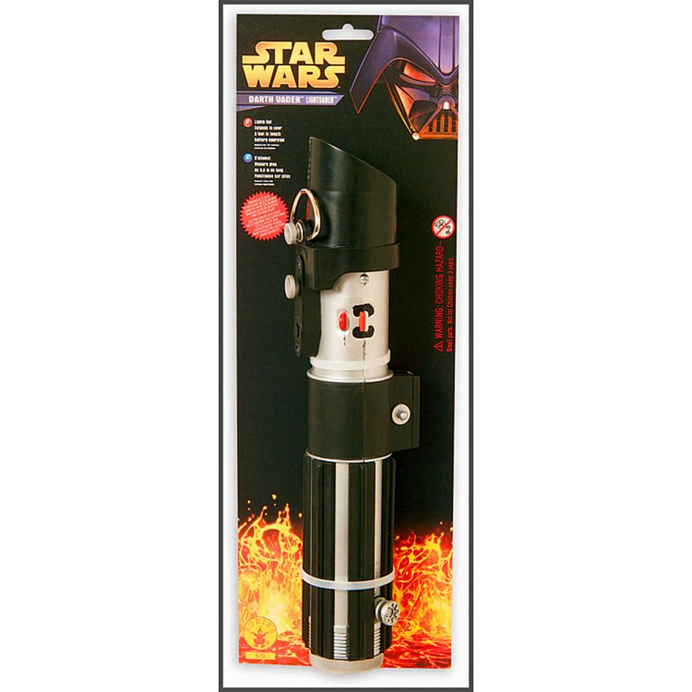 Darth Vader Lightsaber - Star Wars Image #2