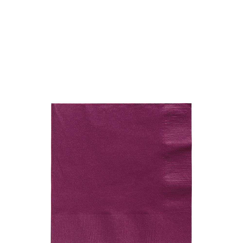Berry Beverage Napkins 50ct Image #1