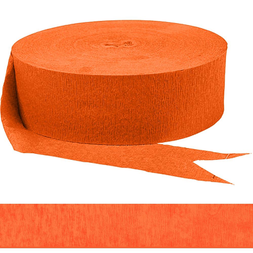 Orange Streamer Image #1