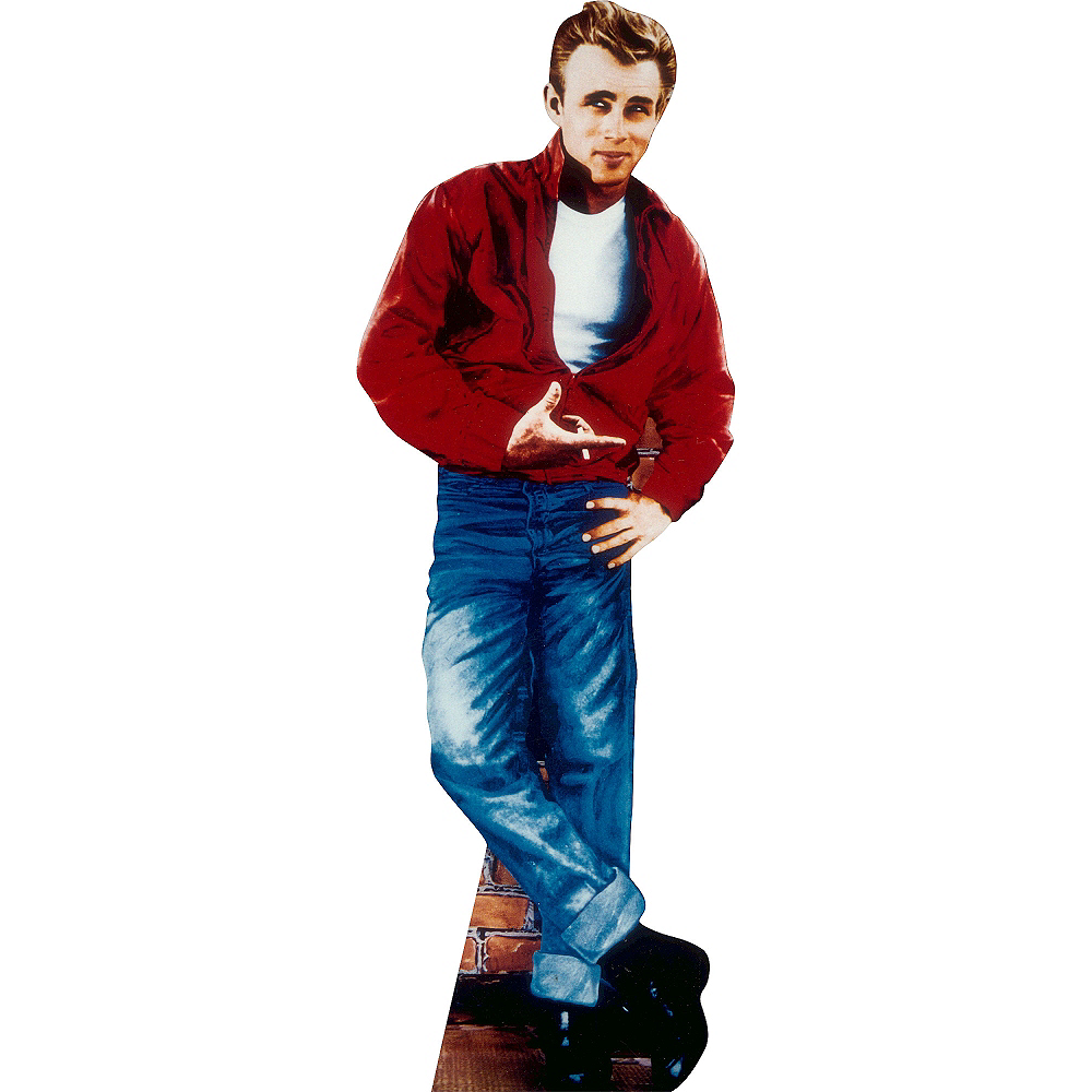Nav Item for James Dean Life-Size Cardboard Cutout Image #1